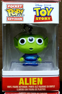 Funko Pop Keychain Toy Story Alien