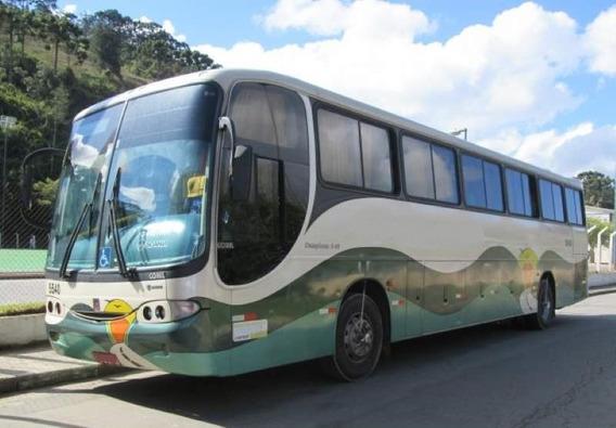 Ônibus Comil 345 Scania K 310 De Fretamentos 50 Poltronas