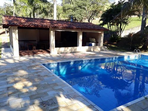 Chácara À Venda, 1 Quarto, Jardim São Joaquim - Vinhedo/sp - 6035