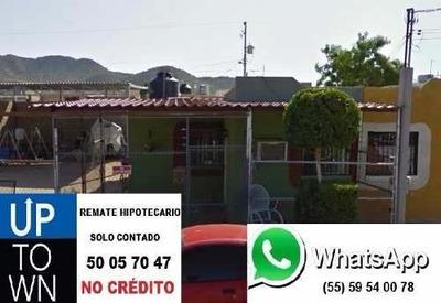 Ahorro $146,540. Remate Hipotecario En Sonora (ac-3851)