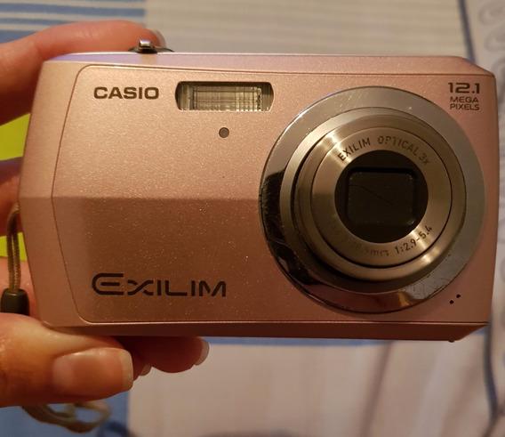 Cámara Digital Casio Ex-z16 12.1 Mp 3x Para Repuesto