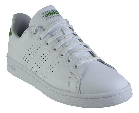 Zapatillas adidas Advantage Hombre Ftw/gre