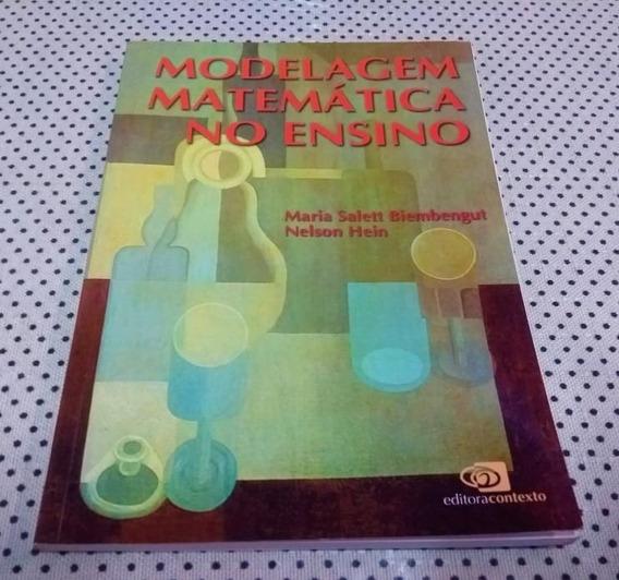 Livro Modelagem Matemática No Ensino