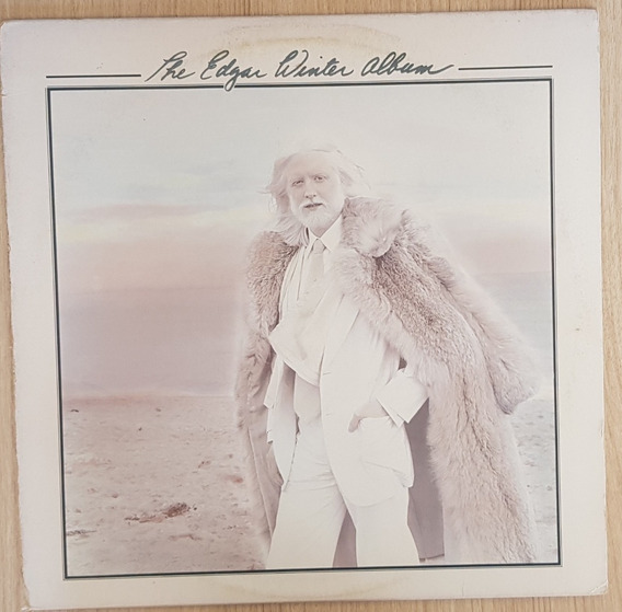 Lp Vinil - The Edgar Winter Album - Importado Usa 1979
