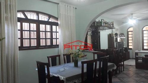 Sobrado Com 5 Dormitórios À Venda, 375 M² Por R$ 590.000,00 - Jardim Nordeste - São Paulo/sp - So2387