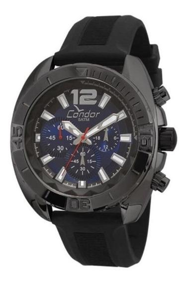 Relógio Masculino Condor Covd54ap/8a - Preto