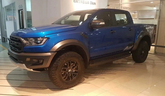 Ford Ranger Raptor At 2.0l 213cv 2020 2