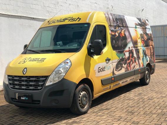 Renault Van Master Furgão 2015/2016 Diesel
