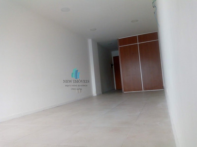 Sala Para Alugar No Bairro Campo Grande Em Rio De Janeiro - - Sala 31 M² Pronta-2