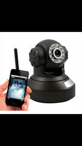 Ip Câmera Monitoramento Por Celular