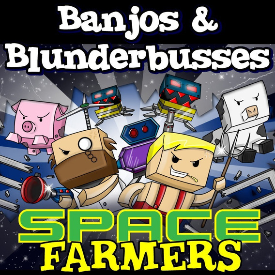 Space Farmers Original Steam Midia Digital