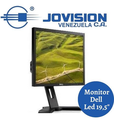 Imagen 1 de 6 de Monitor Led De 19.5 Pulgadas Camaras Seguridad Marca Dell