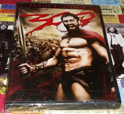 300 - Dvd P2007 Castellano Inglés Portugués Nuevo!