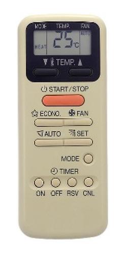 Control Remoto Ar865 Aire Acondicionado Toshiba Reetech