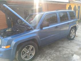 Jeep Patriot Base X 5vel Aa Abs Ba 4x2 Mt 2007