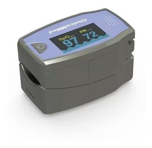 Oximetro Digital Saturometro Pulso Dedo - Garantia Oficial
