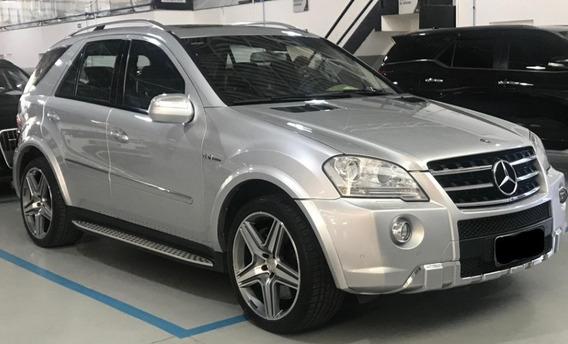 Mercedes Benz Ml 63 Amg - Blindada