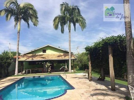 Chácara 3 Dormitórios À Venda, 1027 M² Por R$ 700.000 - Medeiros - Itupeva/sp - Ch0114