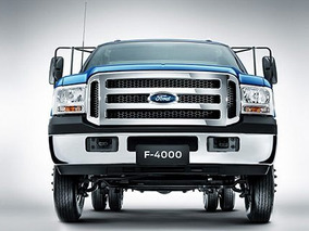 Ford F-4000 4x4 #12