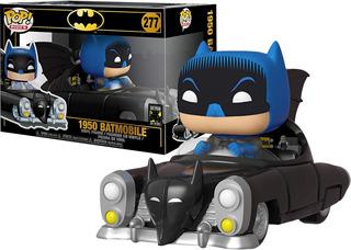 Funko Pop Rydes #277 - Batman 1950 Batmobile - Original !