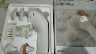 Lady Braun Set De Belleza En Caja Y Manual De Instrucciones