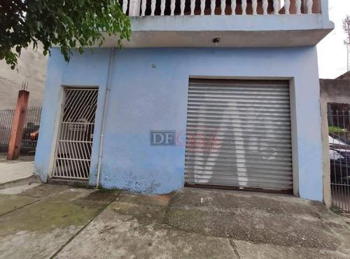 Sobrado À Venda, 125 M² Por R$ 350.000,00 - Jardim Camargo Novo - São Paulo/sp - So3542