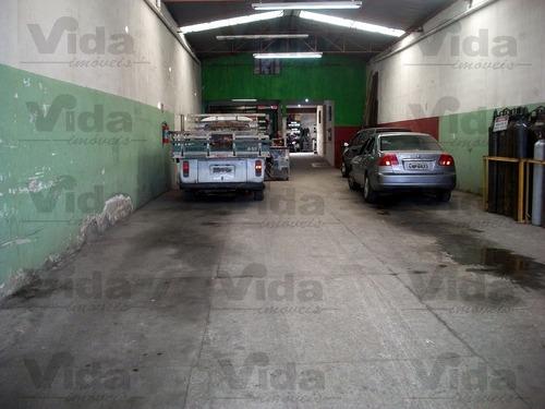 Imagem 1 de 4 de Galpão Para Venda, 329.0m² - 31567