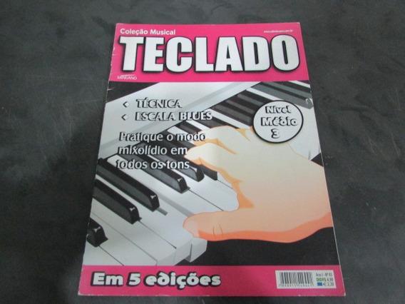R/m - Livro - Revista - Coleção Musical Teclado - N 3