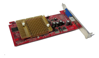 Placa De Video Agp 64 Mb Biostar Para Computadoras Reciclarg