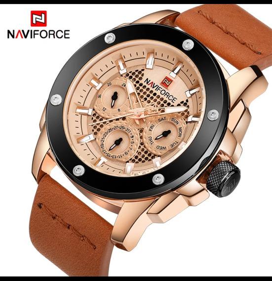 Relógio Naviforce, A Prova D