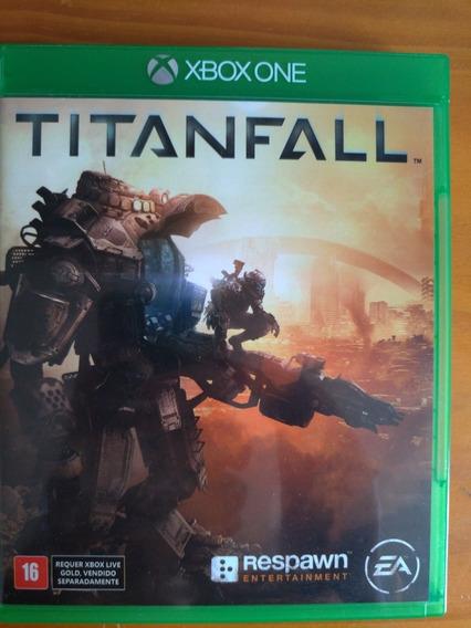 Titanfall Xbox One Midia Fisica Com Frete Grátis