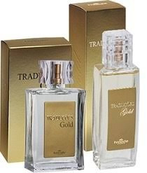 Perfumes Traduções Gold, Ferrari Black, Polo Blue,