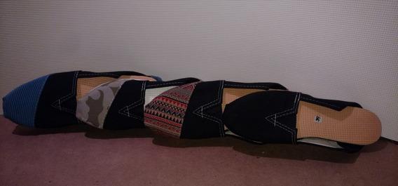 Alpargatas Super Confortable Y Reforzadas