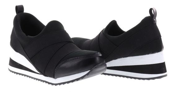 Zapatos Tenis Mujer Casuales Plataforma Varios Colores
