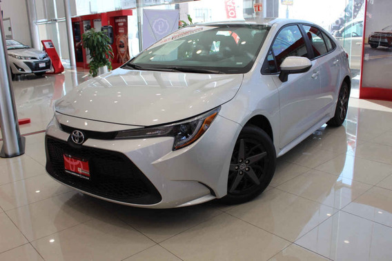 Toyota Corolla 2020 4p Base L4/1.8 Aut