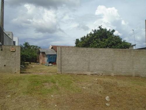 Terreno Para Venda Em Araucária, Campina Da Barra - 50h0021 R_2-588110