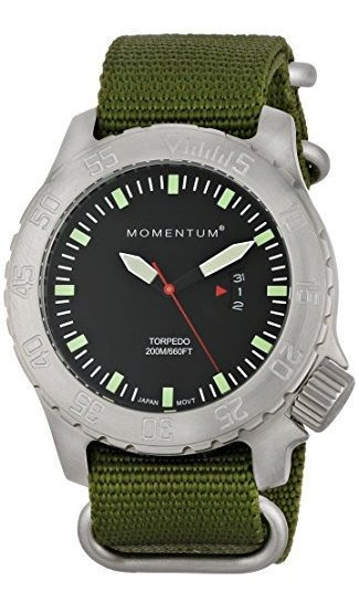 ¿hombres? S Sports Watch | Torpedo Dive Watch By Momentum |