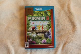 Juego Pikmin 3 Wii U