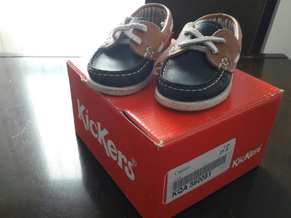 Zapato Bebe Kickers