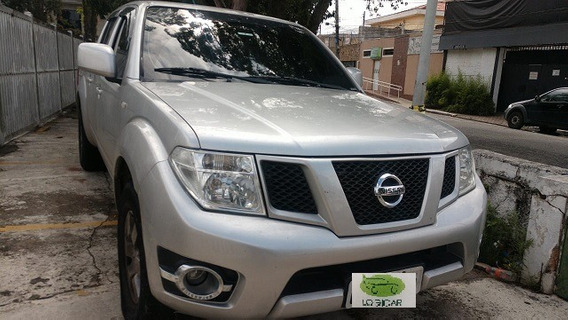 Nissan Frontier 2.5 S Cab. Dupla 4x4 4p