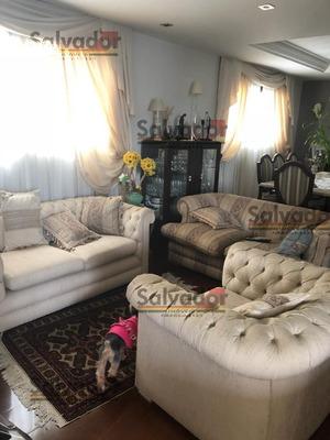 Apartamento Para Venda, 3 Dormitórios, Jardim Da Saúde - São Paulo - 7508