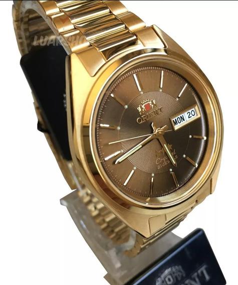 Relógios Masculinos E Femininos, Banho Ouro 18k, De Luxo