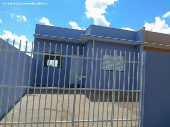 Casa Para Venda Em Tatuí, Jardim Santa Rita De Cássia, 2 Dormitórios, 1 Banheiro, 2 Vagas - 537_1-1389327