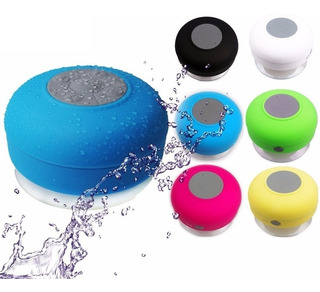 Parlante Inalambrico Manos Libres Resistente Agua Noga Go