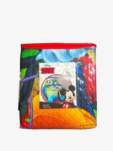 Cubre Cama Infantil.  Diferentes Diseños!! Imperdible!!