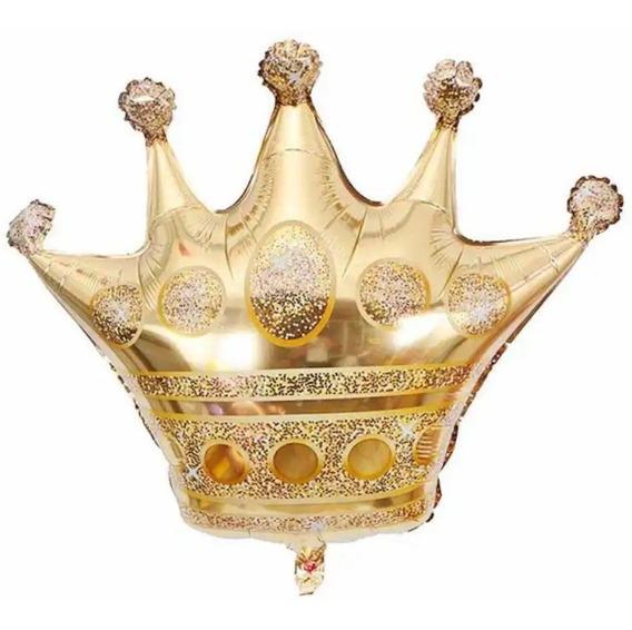 Corona Dorada 40 Cm