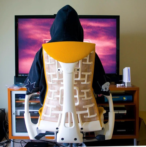 Cadeira Embody Herman Miller Embody