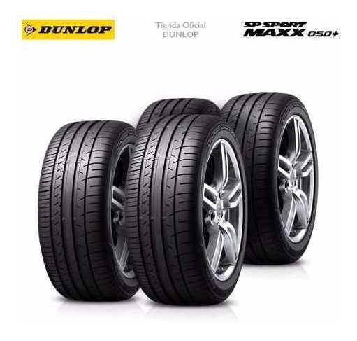 Kit X4 225/40 Zr18 Dunlop Sp Sport Maxx 050+ Tienda Oficial