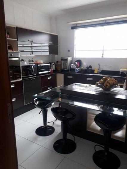Sobrado Em Campo Grande, Santos/sp De 230m² 3 Quartos À Venda Por R$ 960.000,00 - So348993