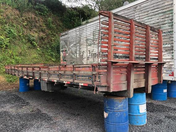 Carroceria Para Truck 8,40m Livre Fs Caminhoes